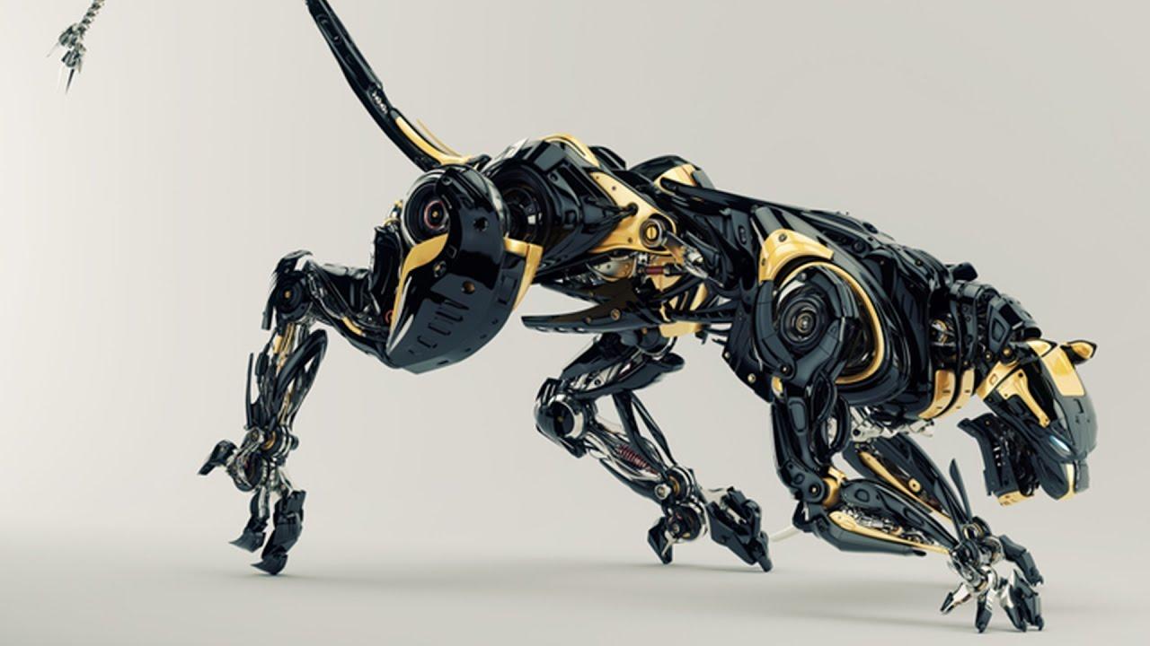 Deviantart Robot Animals: 5 Advanced Robot Animals You NEED To See
