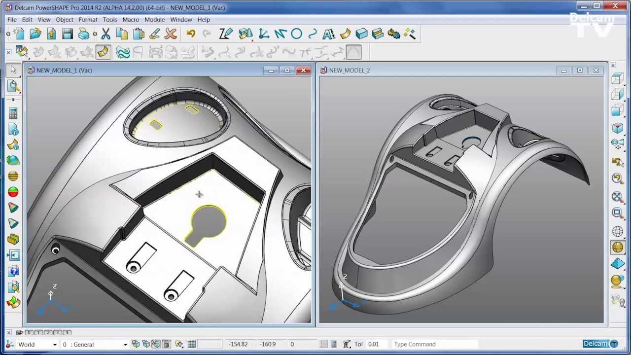 MACH 2014: Delcam to showcase PowerSHAPE 'design for