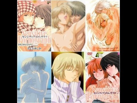 Anime Yaoi คู่Y  น่ารัก น่าจิ้น เรทได้อีกสาวYต้องดูยาโออิล้วนๆ