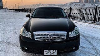 Nissan FUGA НА ЕВРОРЕМОНТЕ ИЗ АРМЕНИИ