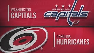Каролина vs Вашингтон | Washington Capitals at Carolina Hurricanes | NHL HIGHLIGHTS|НХЛ ОБЗОР МАТЧА