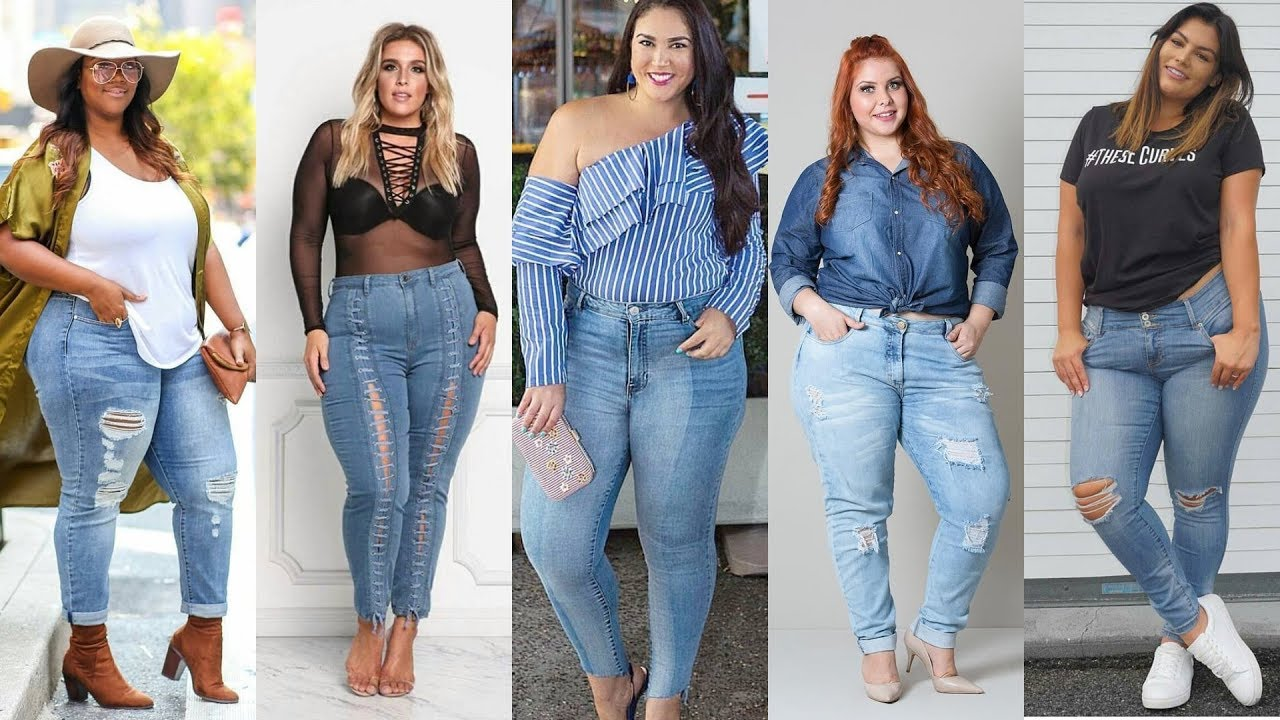 8627e4739 PLUS SIZE FASHION | CASUAL OUTFITS 2018 | SUMMER SPRING
