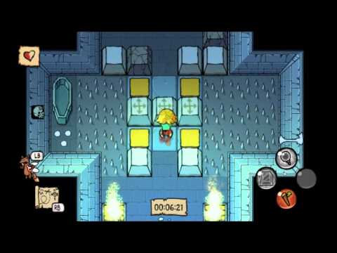 Ittle Dew : ice wand and portal speedrun 11:47