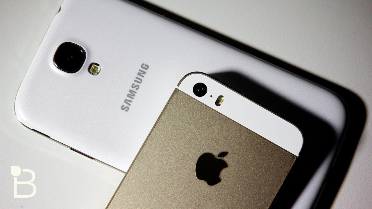 iPhone 6 Display and Galaxy S5 Specs