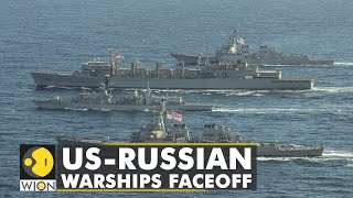 Russia warned US Navy destroyer amid standoff in the Sea of Japan | WION