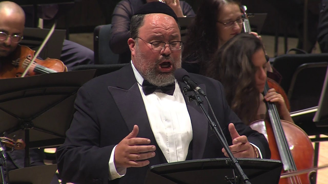 אתה נגלית - אברימי רוט - קונצרט בנבל עשור ירושלים