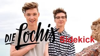 Die Lochis - SIDEKICK im ZDF Fernsehgarten on tour