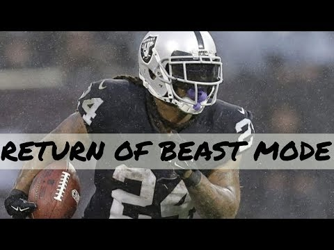 "Marshawn Lynch || ""RETURN OF BEAST MODE"" 
