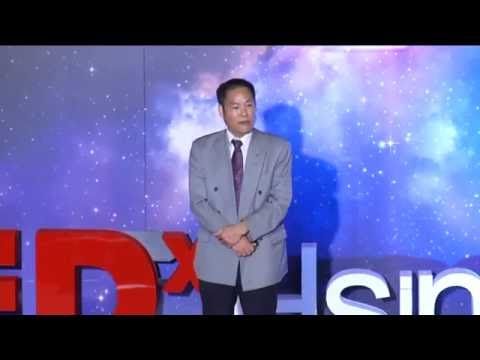 The Revolution of JW ECO-Technology | Jui Wen Chen | TEDxHsinchu