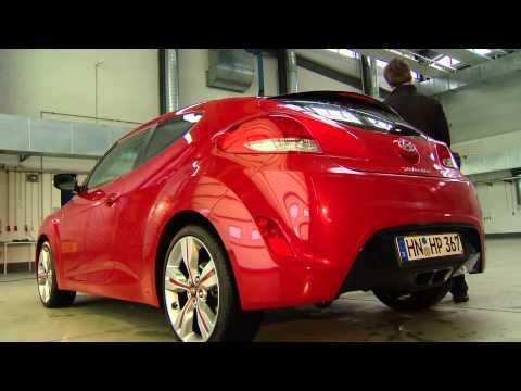 Einzeltest Hyundai Veloster