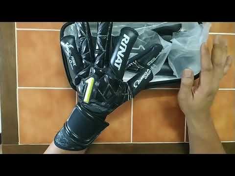 Rinat Fenix Quantum Goalkeeper Gloves Unboxing