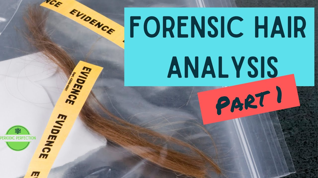 Forensic Science And Hair Analysis Part 1 Youtube