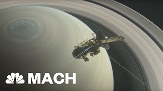 Cassini Will Crash Into Saturn After Its