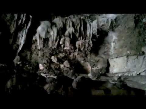 Inside A Belize Cave