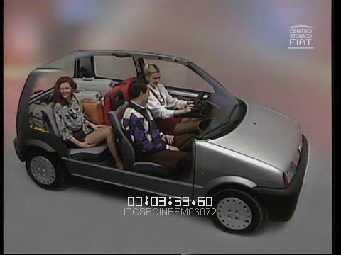 Schema Elettrico Fiat Seicento : Fiat cinquecento schede tecniche 1991 ita vv youtube