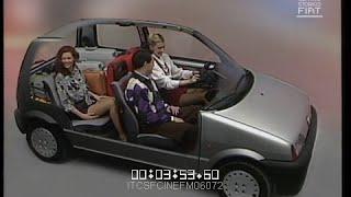 FIAT Cinquecento - schede tecniche \ 1991 \ ita