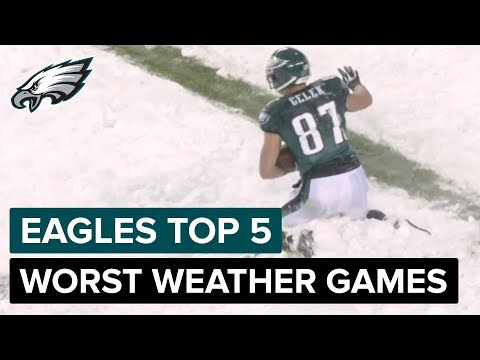 Top 5: Worst Weather Games