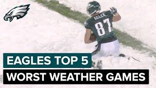 Top 5: Worst Weather Games