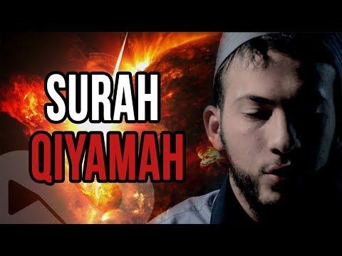 Surah Al-Qiyamah - Most Beautiful Recitation - Abdullah Altun