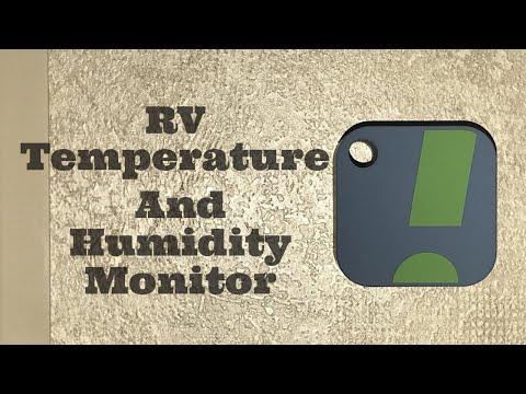 SensorPush Temperature and Humidity Monitor