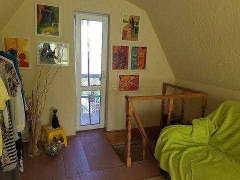 видео: Мой дачный домик. Обзор интерьера. Как устроен дом на даче внутри и снаружи.