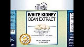 New WHITE KIDNEY BEAN EXTRACT 1500 mg - Is The Newest Miracle Diet Pill and Fastest  Product images
