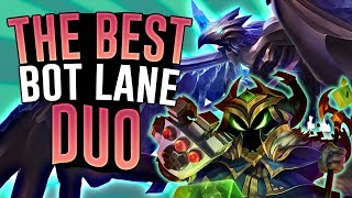 THE BEST BOT LANE DUO IN LEAGUE OF LEGENDS?! - League of Legends