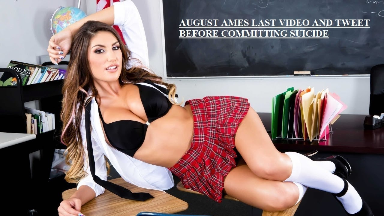 August ames sucide