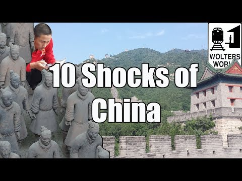 10 Things that Will SHOCK You About China - Visit China