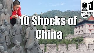 10 Things that Will SHOCK You About China - Visit China thumbnail