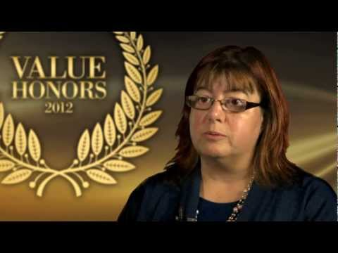 Canadian National's Unique Crew Management Solution Gets Recognition in ValueHonors 2012