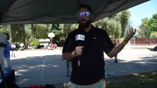KIDS DAY IN THE PARK 2017 INTERVIEW WITH USTA Spokesperson