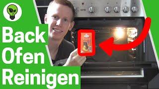 Backofen reinigen mit Backpulver ✅ ULTIMATIVE ANLEITUNG: Ofen sauber machen 👉 Natron & Essig putzen