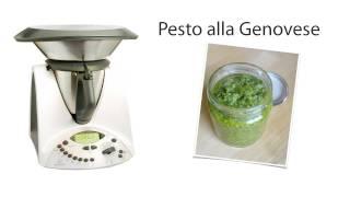 Pesto Alla Genovese Bimby