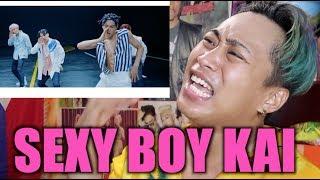 EXO_Ko Ko Bop_ MV SWEATY GROSS MV REACTION (Sponsored by EXO AMINO)
