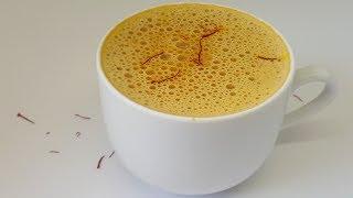 Saffron Tea    Zafran ki chai    Kesar ki chai