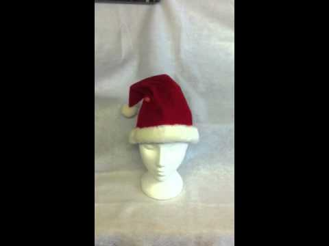 Animated Christmas Santa Hat From www.cheaper-online.co.uk