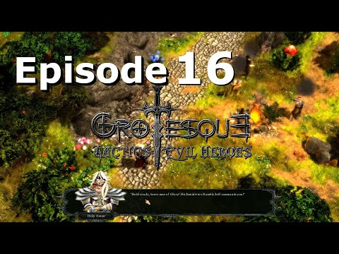 Grotesque Tactics Evil Heroes Gameplay Episode 16 |