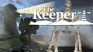 The Keeper - A Touching PS1 Styled Horror Game Where a Lighthouse Harbors a Tragic Ghost Story