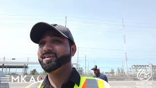 Majlis Khuddamul Ahmadiyya Canada - National Ijtema 2019 - Interviews