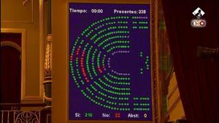 Congreso admite la ley de Jusapol para equiparar sueldos de policías