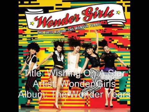 Wonder Girls-Wishing On A Star