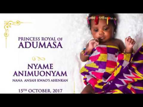 Outdooring of The Princess Royal of Adumasa | The Standpoint