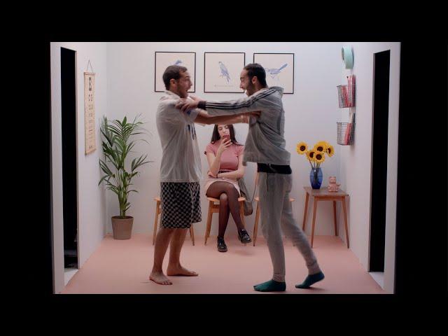 אמיר ובן - לופ (קליפ רשמי) | (Amir Ve Ben - Loop (Official Video