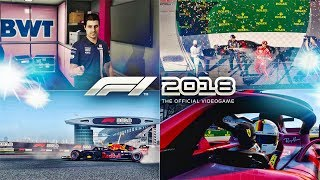 F1 2018 Game: First Look at Online Rankings & Superlicense