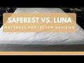 Mattress Protector Reviews: SafeRest Vs. Luna
