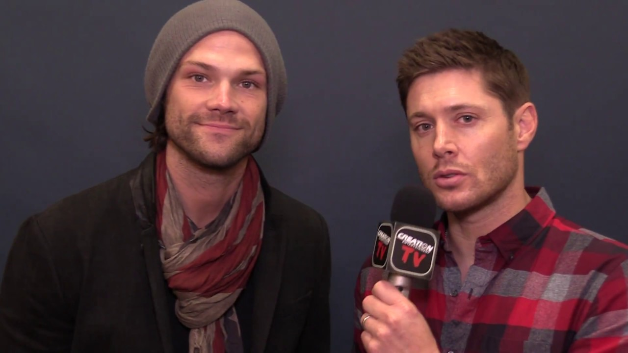 Jensen And Jared Invite You To The Upcoming Supernatural Convention