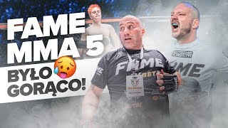 FAME MMA 5 - Gala MMA czy SUPER FREAK EVENT?!