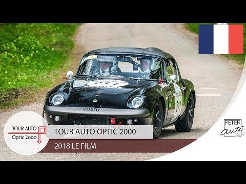 2018 Tour Auto Optic 2000 - Le Film