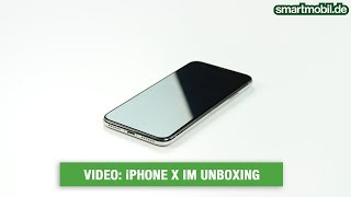 Unboxing | iPhone X | smartmobil.de